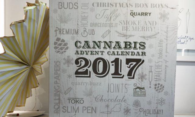 Cannamas cannavent Calendar 1066 Toronto
